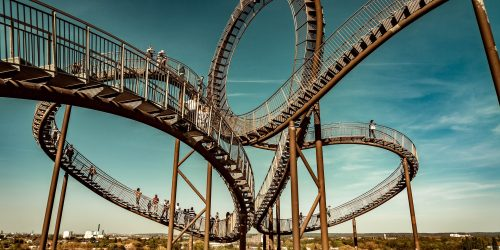 5 Tallest Roller Coasters