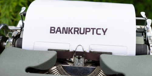Top 5 Bankrupt Companies